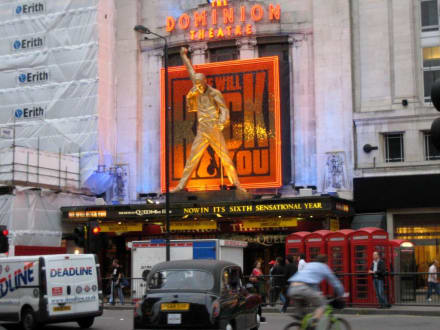 We Will Rock You  - Musical We Will Rock You
