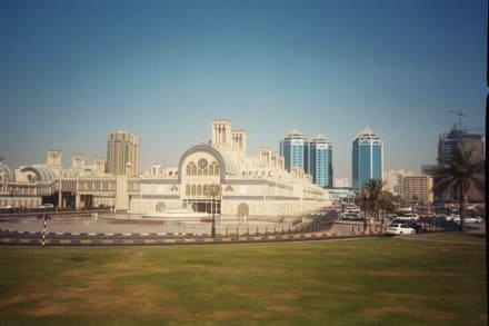 Blue Souk & Crystal Plaza - Stadtrundfahrt Sharjah