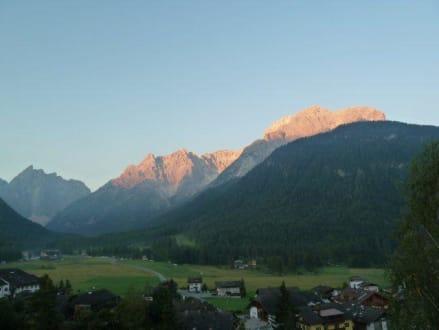 Sonnenaufgang - Biovita Hotel Alpi
