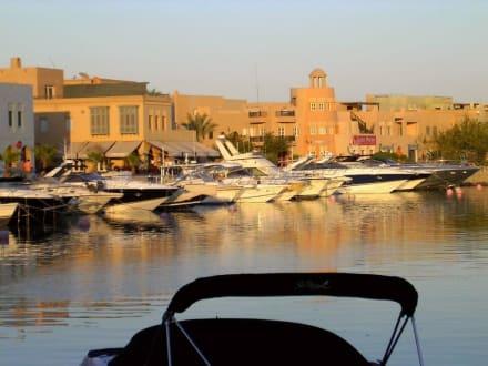 El Gouna - Hafen Abu Tig Marina