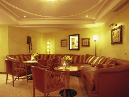 Barbereich - Hotel Alpina