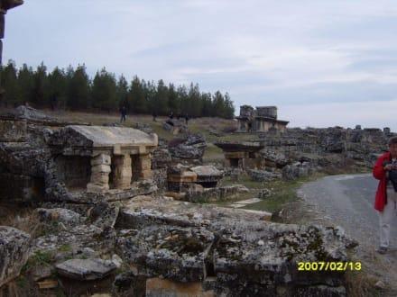 Ein Grab! - Hierapolis