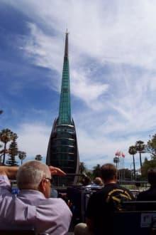 Perth Bell Tower - Stadtrundfahrt Perth