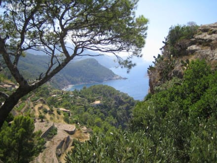 Mallorca - Südwestküste - - Wachturm Talaia de ses Animes