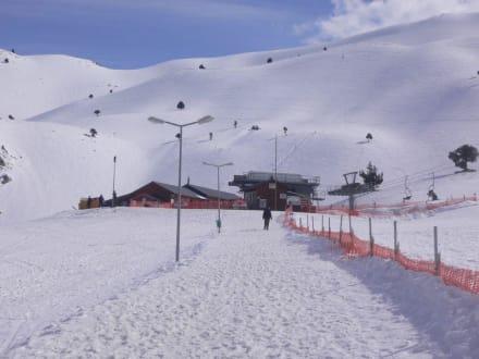 Talstation - Skigebiet Davraz