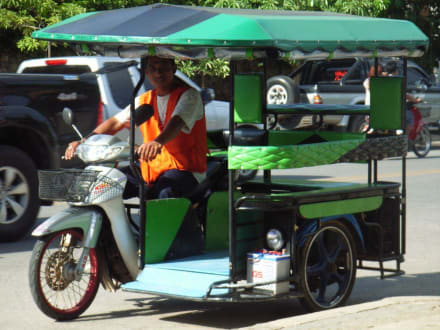 Moped Taxi - Transport