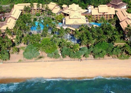 View of Royal Palms Beach Hotel -