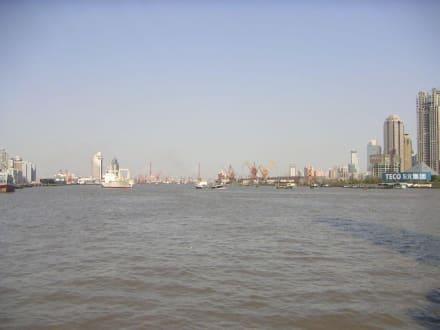 Huangpu Fluss - Huangpu Fluss