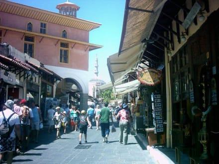 In der Altstadt von Rhodos Stadt - Altstadt Rhodos Stadt
