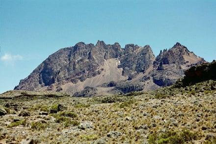 Mawenzi - Kilimanjarobesteigung