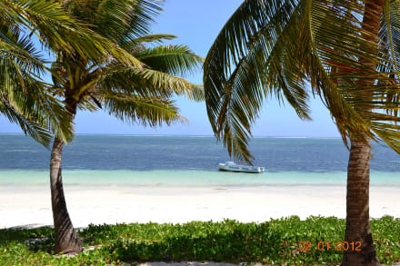 Hotel-Strand - Hotel Mombasa Continental Resort