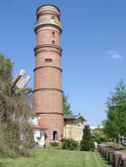 Alter Leuchtturm in Travemünde - Leuchtturm Travemünde
