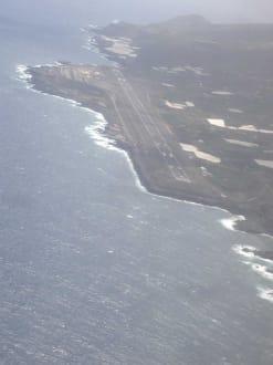 La Palma Flughafen - Flughafen Santa Cruz de La Palma (SPC)