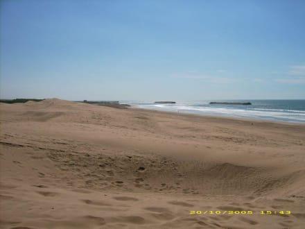 Strandbild - Strand Agadir