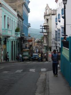 Santiago de Cuba - Altstadt Santiago de Cuba