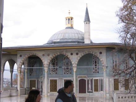 Palastbibliothek - Topkapi-Palast