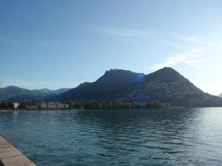 Waters (river/lake/waterfall)  - Lake Lugano