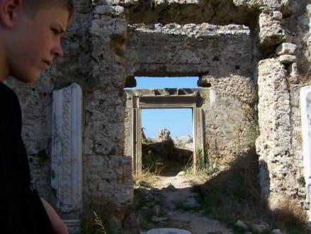 altes Badehaus 2 - Ruinen Side
