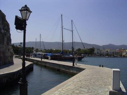 Romantischer Hafen - Hafen Kos Stadt