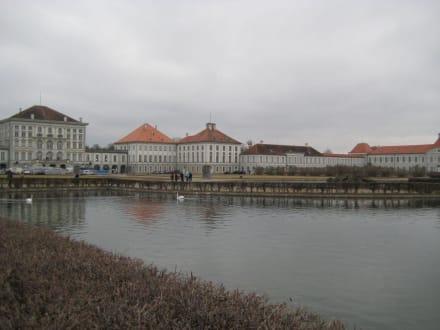 Burg/Palast/Schloss/Ruine - Schloss Nymphenburg