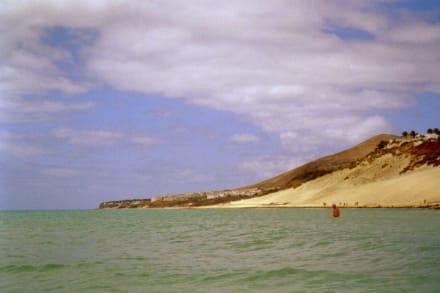 Hotelumgebung - Strand Playa de Esquinzo / Playa de Butihondo