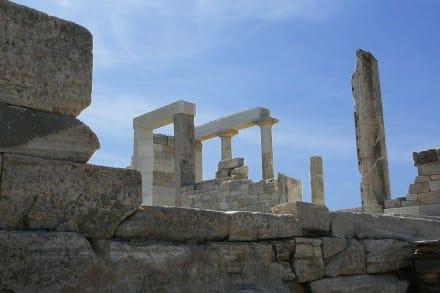 Ansicht 3 - Demeter-Tempel