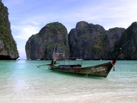 """The Beach"" - Maya Bay / The Beach"
