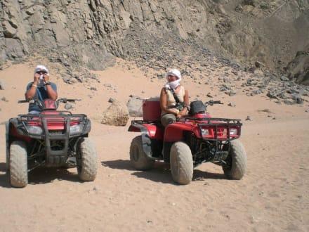 Quad Tour - Quad Tour El Gouna