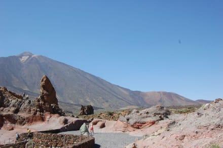 Berg/Vulkan/Gebirge - Teide Nationalpark