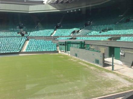 Center Court - Wimbledon Arena