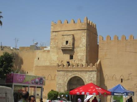 Stadtmauer - Altstadt Sfax