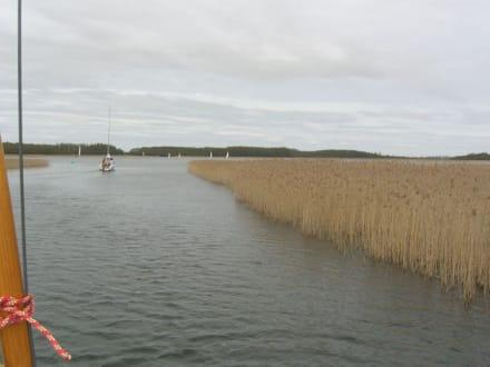 Fluss/See/Wasserfall - Swiecajtysee/jez.Święcajty