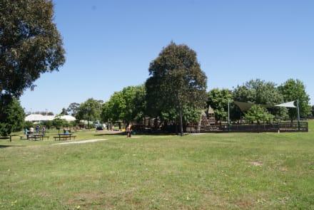 Auch das ist Albert Park, Spielplatz und Erholung - Albert Park