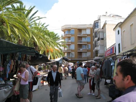 Markttreiben - Sonntagsmarkt