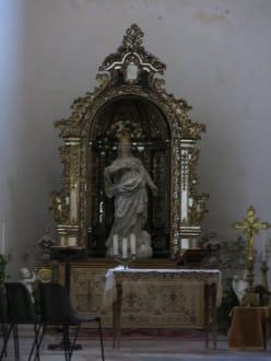 Mariendarstellung - Kathedrale von Cefalù