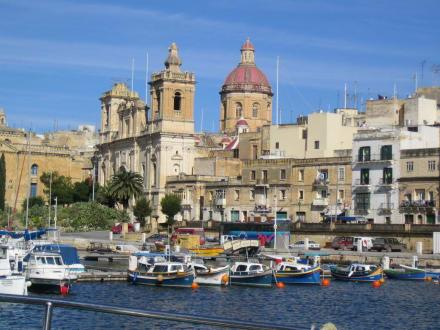 Valletta - Hafen Valletta