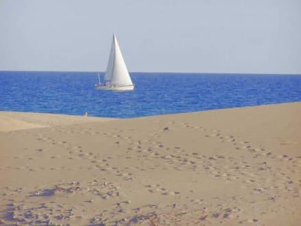 Gran Canaria - Spanien - Dünen von Maspalomas