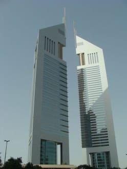 Emirates Tower - Emirates Towers
