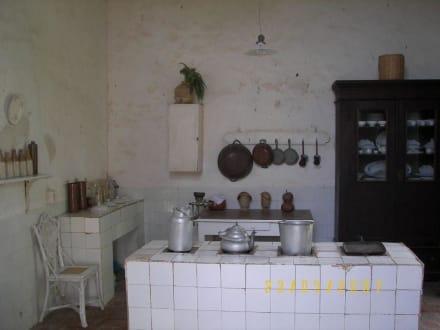 Küche auf der Hacienda - Sisal Hacienda Yaxcopoil