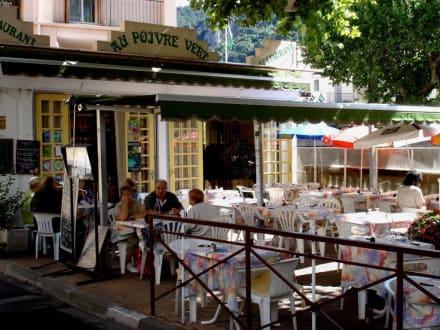 "Restaurant ""Au poivre vert"" - Restaurant Au Poivre Vert"