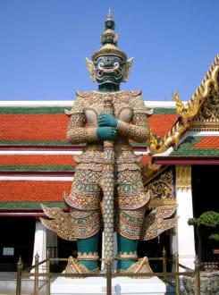 Yak (Tempelwächter) - Wat Phra Keo und Königspalast / Grand Palace