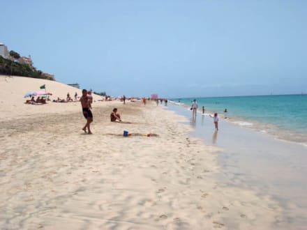 Strand zwischen Jandia und Morro Jable(Fuerteventura) - Strand Morro Jable