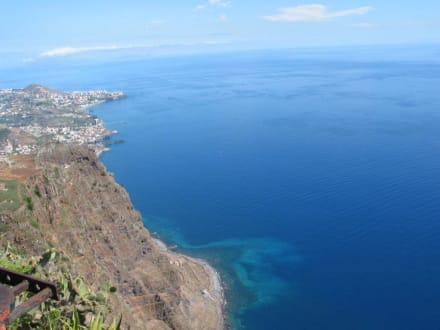 Vom Cabo Girao nach Amerika ... - Europas höchste Klippe Cabo Girao