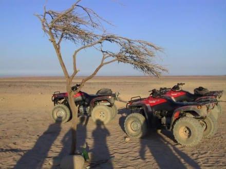 Quad Tour 1 Ägypten Hurghada - Quad Tour Hurghada