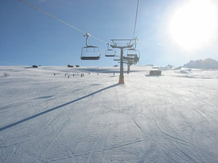 Leisure (other) - Seiser Alm Ski Area
