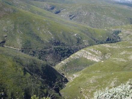 Ausblick - Outeniqua Berge