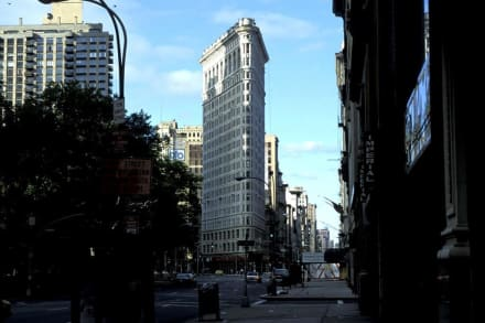 NY im November 2000 - Flatiron Building