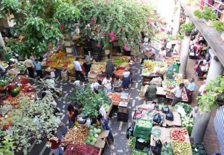 Funchal - Markthalle Mercado dos Lavradores