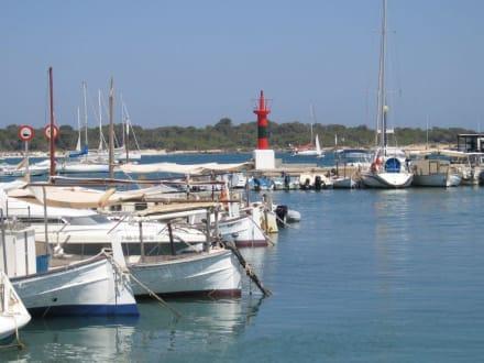Hafenidylle - Yachthafen Colonia Sant Jordi