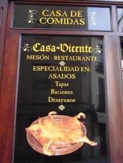Spezialität - Altstadt Segovia